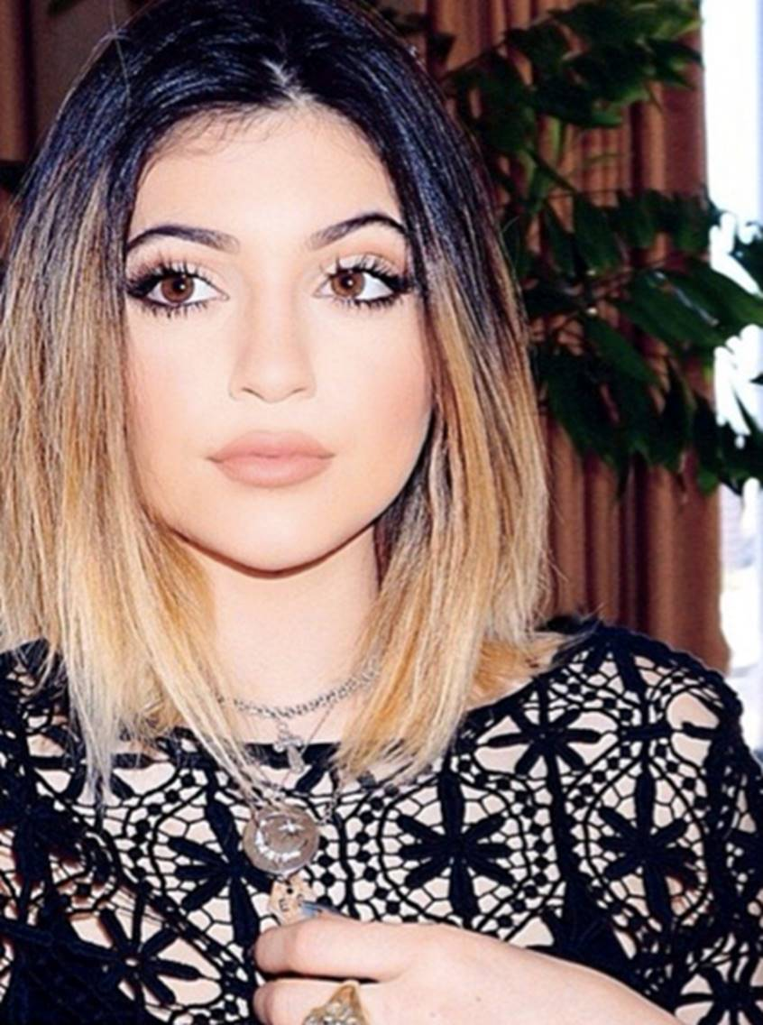 Kylie Jenner's Hair